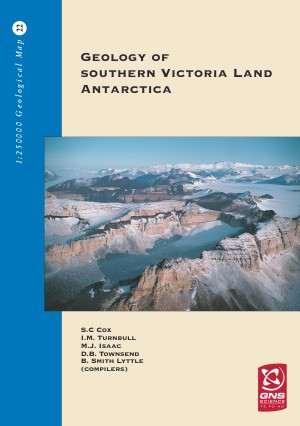 Geology of southern Victoria Land Antarctica