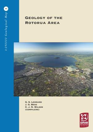 Geology of the Rotorua area : scale 1:250,000