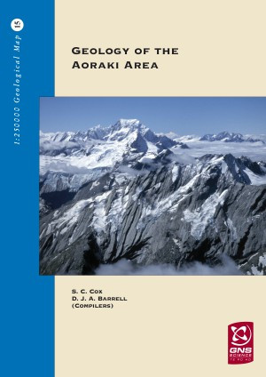 Geology of the Aoraki area