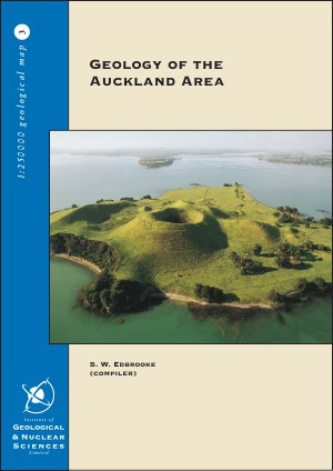 Geology of the Auckland area