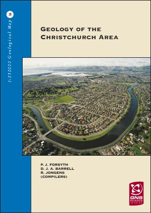 Geology of the Christchurch area