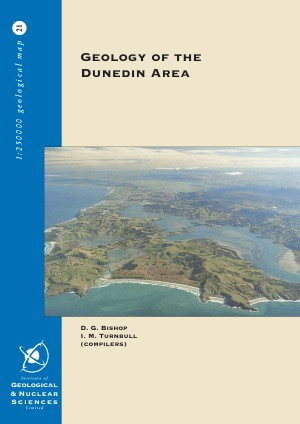 Geology of the Dunedin area