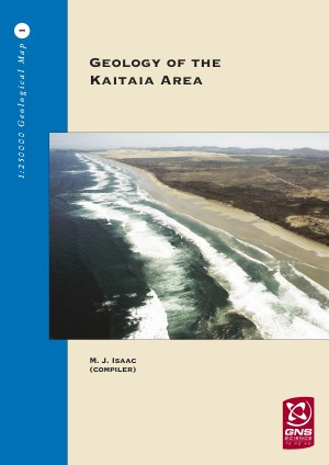Geology of the Kaitaia area : scale 1:250,000