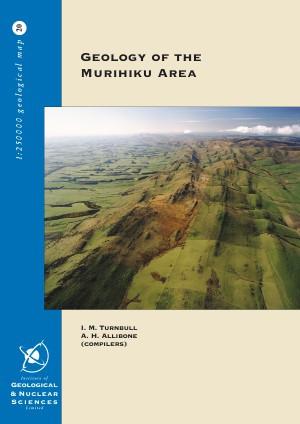 Geology of the Murihiku area