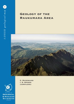 Geology of the Raukumara area : scale 1:250,000