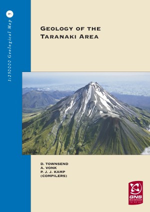Geology of the Taranaki area : scale 1:250,000