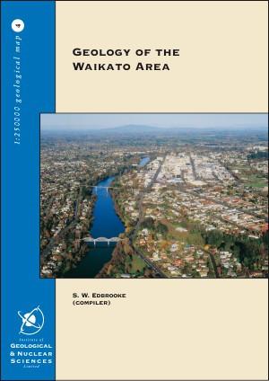 Geology of the Waikato area : scale 1:250,000