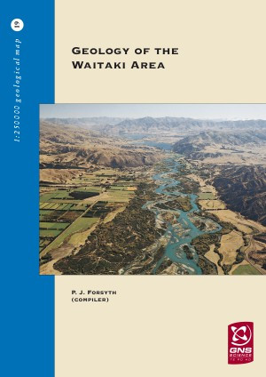 Geology of the Waitaki area