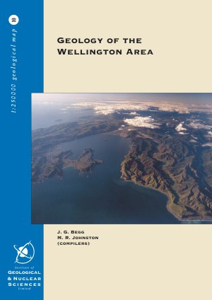Geology of the Wellington area : scale 1:250,000
