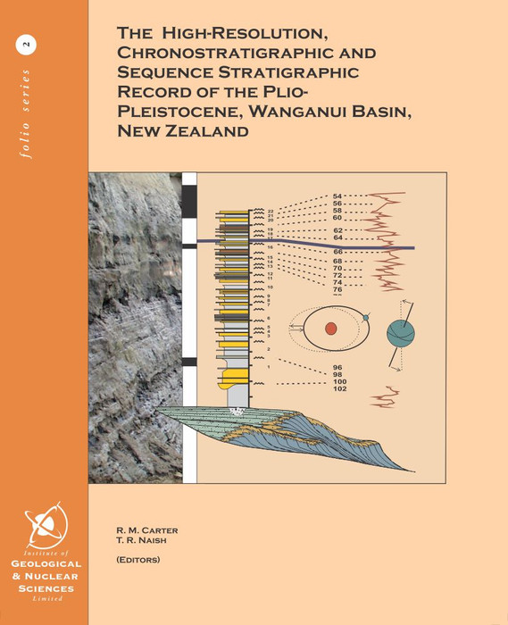The high-resolution, chronostratigraphic and sequence stratigraphic record of the Plio-Pleistocene, Wanganui Basin, New Zealand