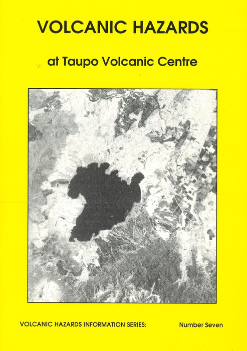 Volcanic hazards at Taupo Volcanic Centre
