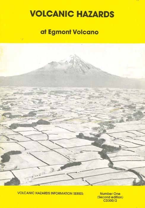 Volcanic hazards at Egmont volcano