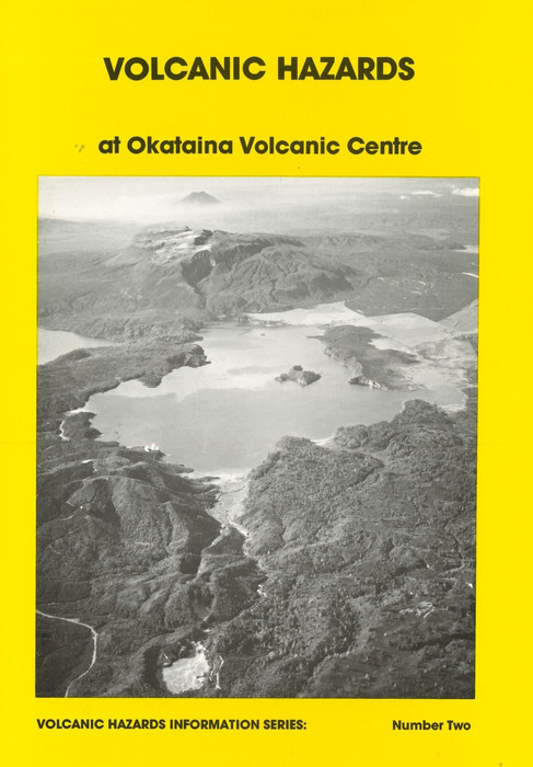 Volcanic hazards at Okataina Centre (1st ed)