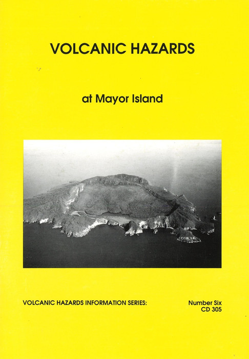 Volcanic hazards at Mayor Island