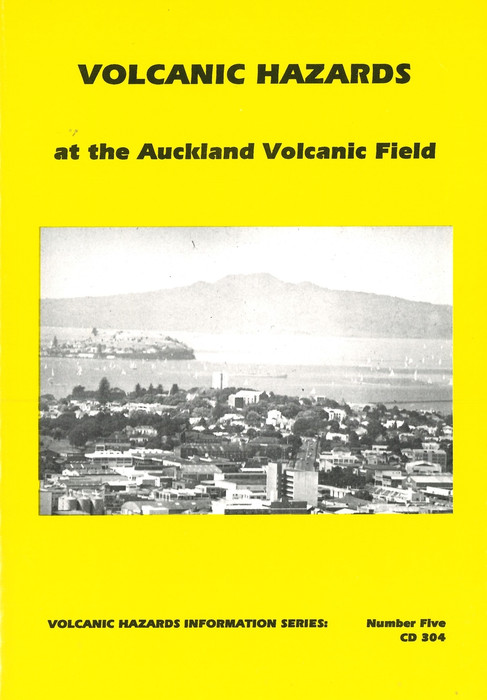 Volcanic hazards at the Auckland volcanic field
