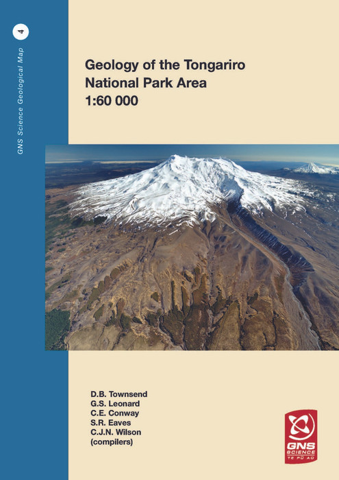 Geology of the Tongariro National Park area