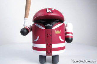 KaNO Flipmode Red Android Series 4 Front