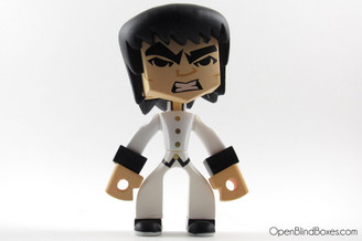 White Suit Bruce Lee Temple Of Kung Fu Front