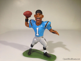 Cam Newton Small Pros Front