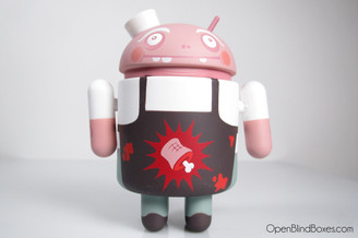 Andrew Bell Meat Master Android Series 5 Front