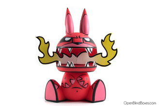 Fire Cat Chaos Bunnies The Loyal Subjects Joe Ledbetter Front