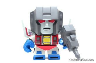 Starscream Transformers The Loyal Subjects Front