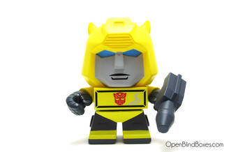 Bumblebee Transformers The Loyal Subjects Front