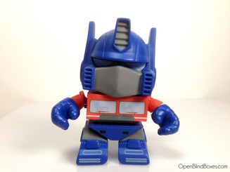Talking Optimus Prime Transformers Series 2 Front