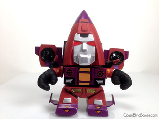 Thrust Transformers Series 2 The Loyal Subjects Front