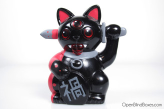 Black Red A Little Misfortune Series 1 Ferg Front