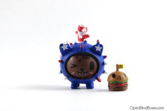 Uncle Sammy Cactus Kitties Tokidoki Front
