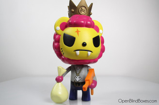 Papa Lion Royal Pride Tokidoki Front