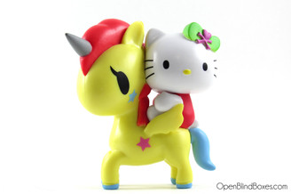 Hello Kitty Unicorno 7-Eleven Tokidoki Front