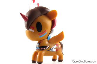 Timber Unicorno Series 3 Tokidoki Left