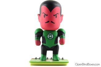 Sinestro Green Lantern Scribblenauts Unmasked 2 Front