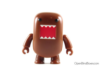 Brown Domo Qee Series 1 Toy2R Front