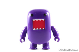 Purple Domo Qee Series 1 Toy2R Front