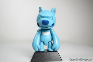 Touma Knucklebear Qee Series 4 UK Toy2R Front