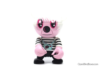 Andy The Ghost Jeremyville Trexi Series 3 Front