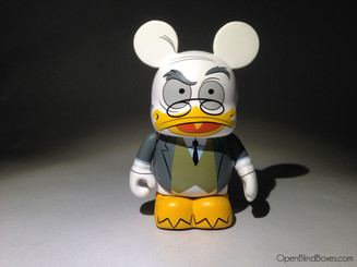 Ludwig Von Drake Animation Series 3 Front