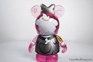 Pet Purse Clear Cutesters En Vogue Vinylmation Front