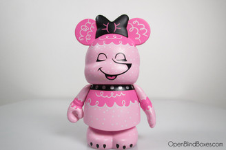 Poodle Cutesters En Vogue Vinylmation Front