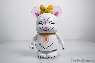 Kitty Cutesters En Vogue Vinylmation Front