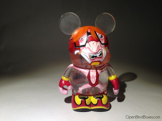 Eugene The Bleeder Swellington Extreme Wrestlers Of Vinylmation Front