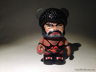 Chuck Frodown Extreme Wrestlers Of Vinylmation Front