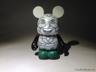 Singing Bust Haunted Mansion Vinylmation Front