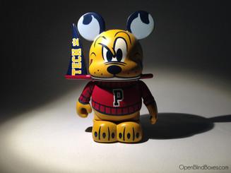 Pluto Mascot Vinylmation Front