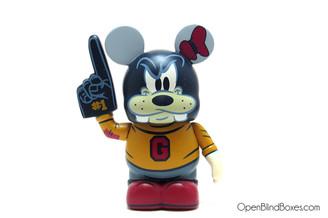Goofy Mascot Vinylmation Disney Front