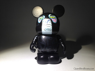 Executioner Medieval Vinylmation Front