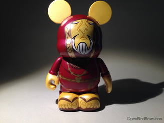 Monk Medieval Vinylmation Front